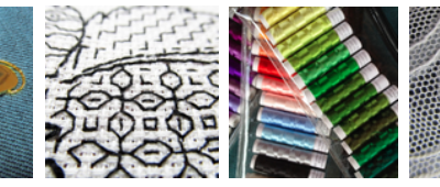 Embroidery Courses and Workshops