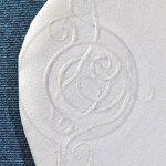 celtic scroll whitework