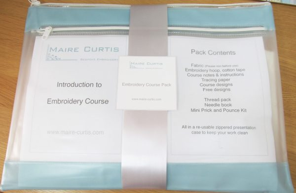 Embroidery Kit Package