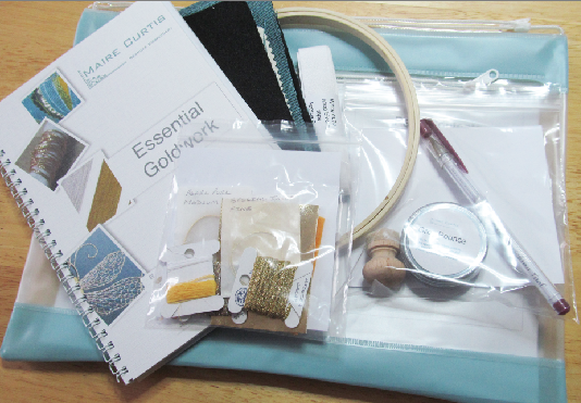 Modern goldwork course pack
