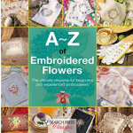 A-Z of Embroidered Flowers Review